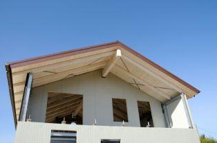 Tetto Naturale 4 Wooden Buildings Case In Legno